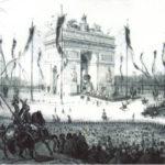 Le spoglie di Napoleone nelle litografie di Palazzo Cassi