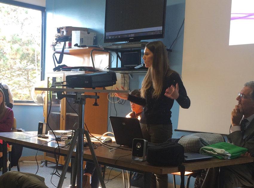 Consegnata la Bandiera verde Eco-School all'Istituto Fermi di Mondolfo