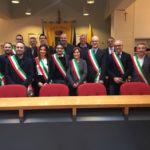 Diciotto Comuni firmano a Mondolfo l'intesa per l'Agenda digitale