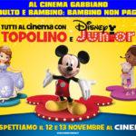 SENIGALLIA / Tutti al Cinema Gabbiano con Topolino