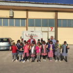 """Gli alunni della scuola """"L. Scuppa"""" in visita all'azienda Fipill di San Paolo di Jesi"""
