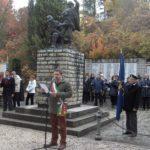 Nelle Marche si ricordano i caduti di tutte le guerre