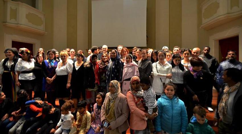 Festeggiato a Senigallia il primo compleanno della Consulta dei migranti
