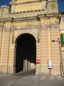 SENIGALLIA / Porta Lambertina e Porta Mazzini due monumenti di grande valore storico e architettonico poco valorizzati