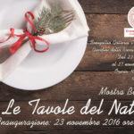 SENIGALLIA / Le tavole del Natale, una mostra benefica alla Galleria Expo-Ex