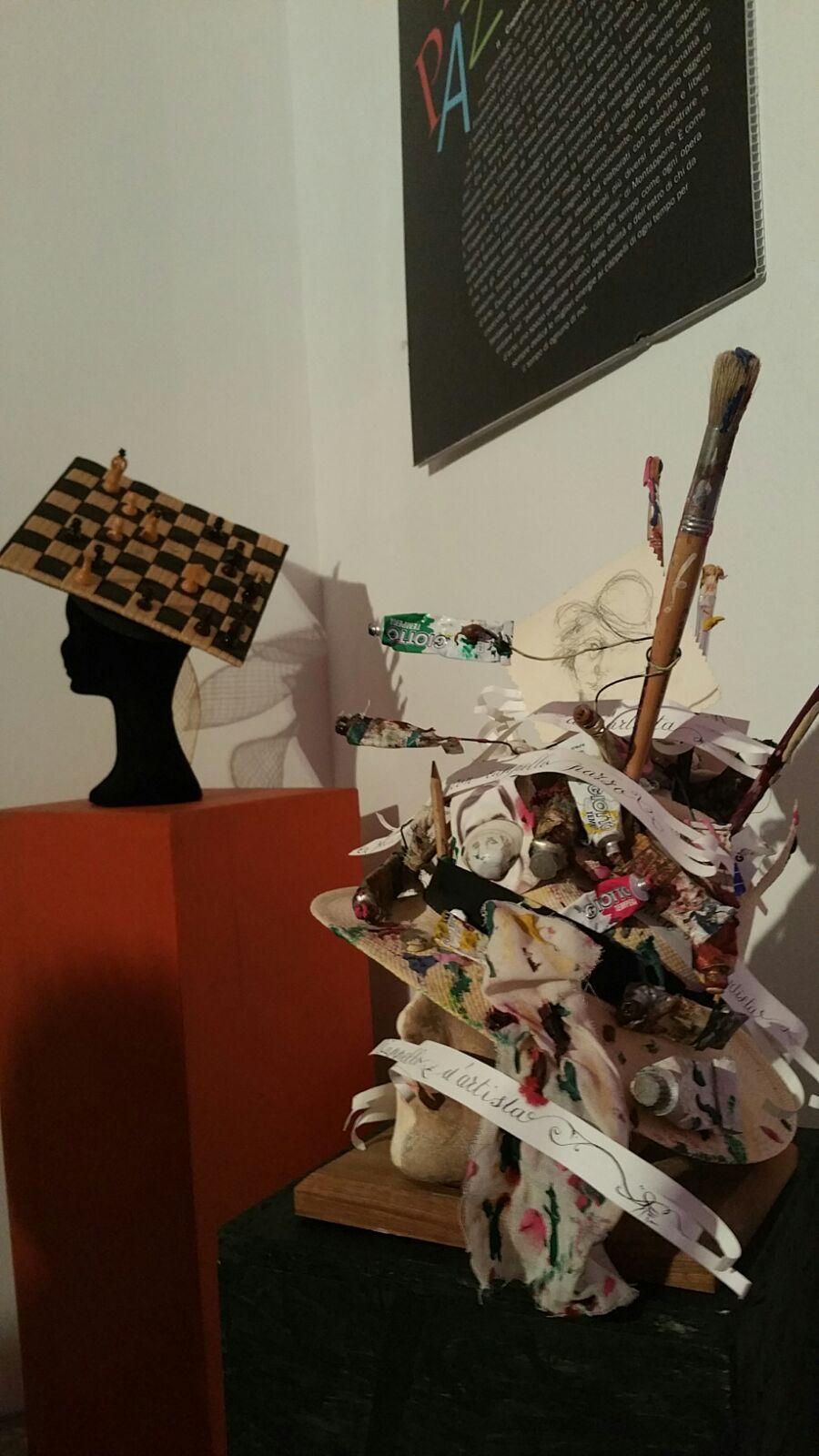 I cappelli di Montappone alla Biennale di Architettura di Venezia