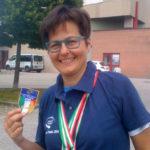 """Il ping-pong fa bene alla salute, Sabrina Moretti testimonial sul magazine """"Star bene"""""""