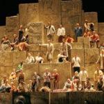 FANO / Arriva al Teatro della Fortuna il Nabucco di Pierluigi Pizzi