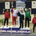 SCHERMA / Simone Santarelli medaglia di bronzo nella gara interregionale di Roma