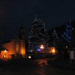 A Borgo Pace l'albero di Natale naturale più alto della provincia di Pesaro e Urbino