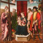 FANO / Il capolavoro di Giovanni Santi in mostra alle Scuderie del Quirinale