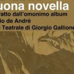 SENIGALLIA / Venerdì al Teatro Portone  va in scena la ripresa del recital La Buona Novella