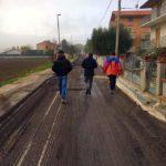 MONDOLFO / Avviata l'asfaltatura di alcune strade comunali
