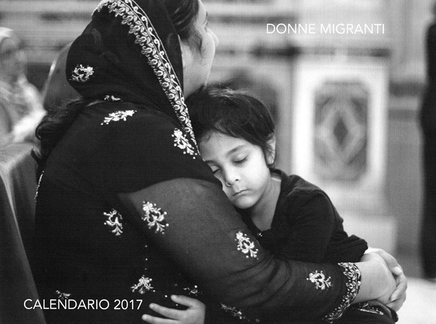 SENIGALLIA / Donne migranti, presentato al Musinf il calendario 2017