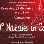 SENIGALLIA / Domenica nella chiesa di Montignano appuntamento con Natale in coro