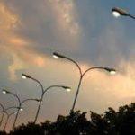 SENIGALLIA / Illuminazione pubblica a led anche lungo il fiume Misa