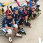 Alla Imola Indoor Cup la gara di fine anno dei giovani del Team Roller Senigallia