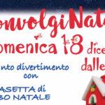 """TRECASTELLI / Domenica """"SconvolgiNatale"""" animerà il giardino del Villino Romualdo per grandi e piccini"""