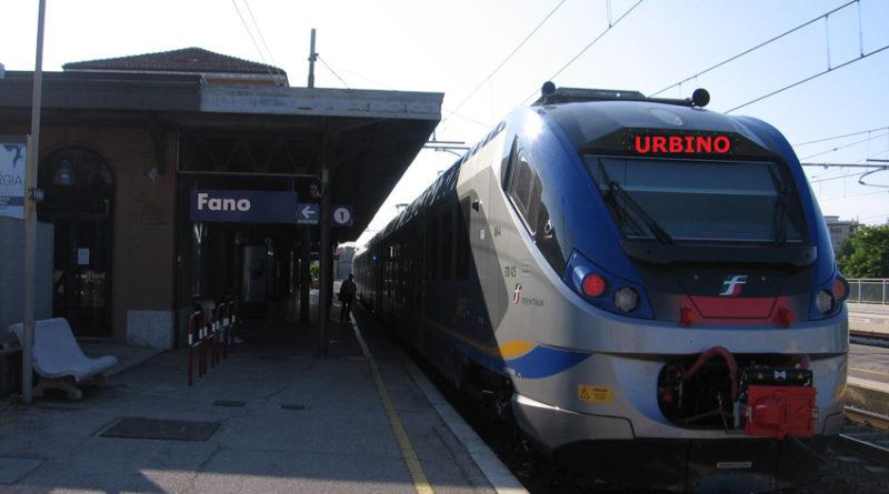 """Piergiorgio Fabbri: """"Con 90 milioni di euro si potrebbero ripristinare 50 km di ferrovia tra Fano e Urbino"""""""