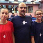 Tennistavolo, tra alti e bassi le squadre di Senigallia hanno terminato il girone di andata