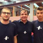 Tennistavolo, tre vittorie nell'ultimo turno per il TT. Senigallia
