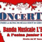 Concerto a Moie  per sostenere la Banda Musicale di Gerusalemme