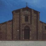 MONDOLFO / L'Abbazia di San Gervasio in un francobollo