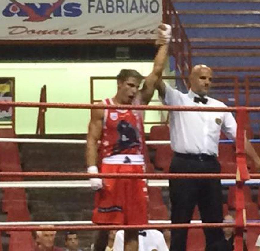 Iacopo Monaldi, giovane atleta dell'Audax Fano, è morto a Marotta in un tragico incidente stradale