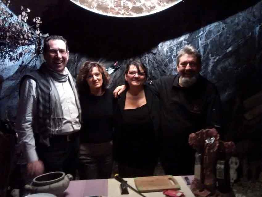 ACQUALAGNA / Vino e tartufo, produttori e ristoratori insieme per esaltare la marchigianità
