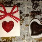 """Per San Valentino arriva il """"cuor di cioccolato all'olio Agape"""""""
