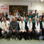 FALCONARA / Il Gruppo Amici per lo Sport premia i medici della Clinica Universitaria di Cardiologia di Torrette