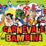 SENIGALLIA / Il Carnevale dei Bambini della Croce Rossa al 33° replay