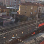 SENIGALLIA / Continua in via Perugia l'installazione delle barriere fonoassorbenti