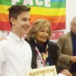 """SENIGALLIA / Allo studente Pietro Luzzi conferito dal Lions Club il Premio """"G. Canafoglia"""""""