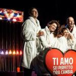 """ARCEVIA / Al Teatro Misa in scena """"Ti amo, sei perfetto, ora cambia"""""""