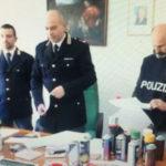 URBINO / La Polizia denuncia 4 studenti responsabili di imbrattamenti in città