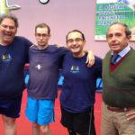 Tennistavolo, sempre più bravi i giovani del Centro Olimpico Senigallia