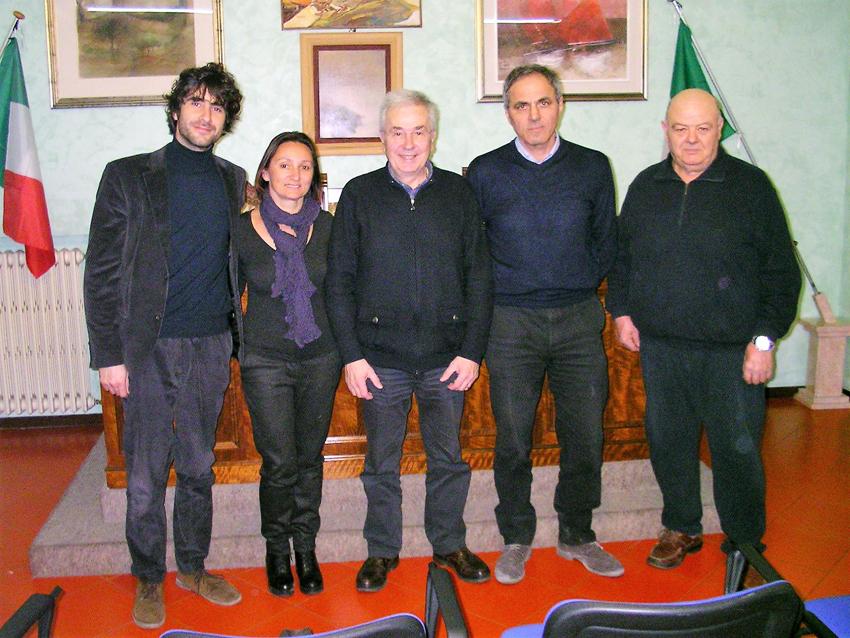 Marco Giardini confermato alla presidenza delle Terre di Frattula