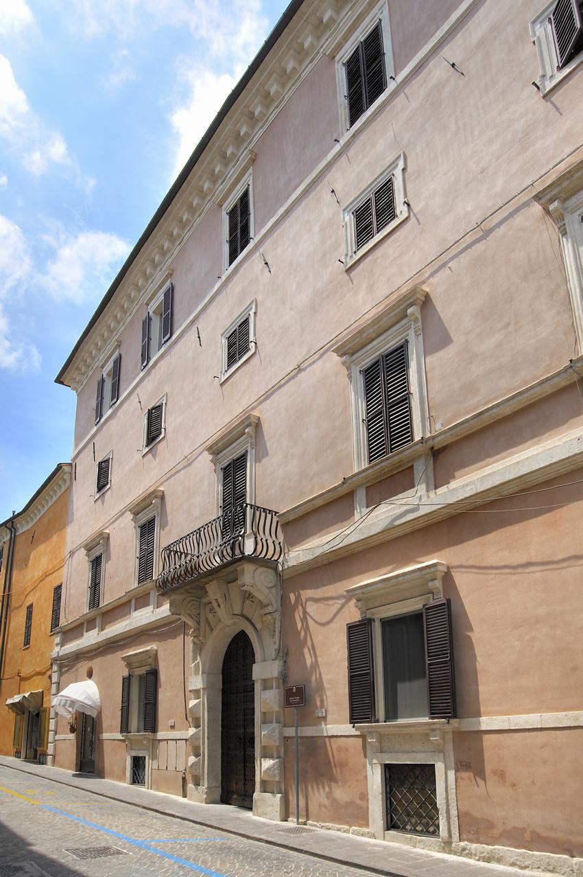 ARCEVIA / In occasione delle Giornate del Fai sarà possibile visitare lo splendido palazzo Pianetti