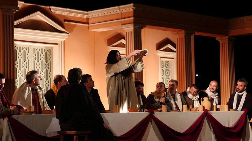 CANTIANO / Tanti appuntamenti in attesa della sacra rappresentazione della Turba