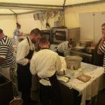"""A Sant'Angelo in Vado lo show cooking """"La Tradizione è Servita"""" ha visto primeggiare Daniele Bocchini"""