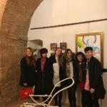A Sant'Angelo in Vado l'arte è donna, inaugurata una collettiva di giovani artiste