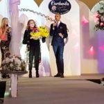 Enzo Miccio ha condotto all'Ipersimply di Senigallia la sfilata che ha chiuso la settimana dedicata agli sposi