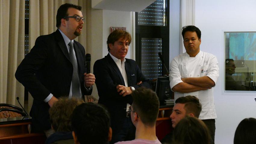 SENIGALLIA / Cooking Quiz, al Panzini un contest coinvolgente