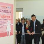 SENIGALLIA / Inaugurata in ospedale la Sala Rosa, spazio benessere dell'Andos