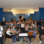 Musica per Arquata, la scuola Marchetti di Senigallia dona gli strumenti musicali