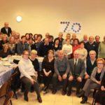 Una bella festa all'Oratorio di Cesanella per i settantenni di Senigallia