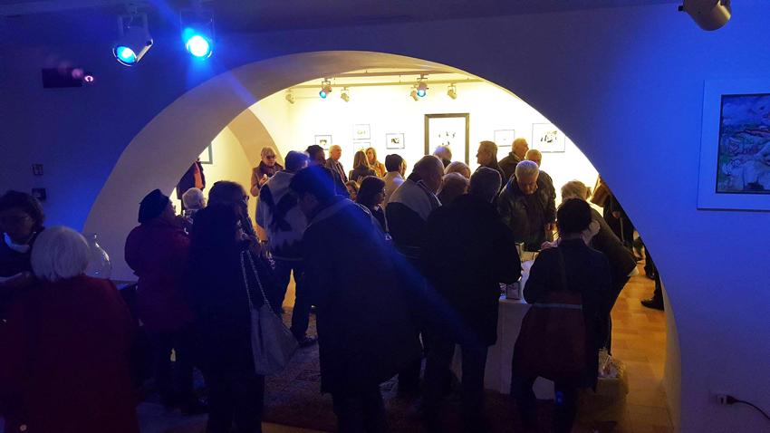 FANO / L'arte della diversità: ottimo avvio della mostra con le opere di Giacomelli, Tortelli, Bastari, Edoardo
