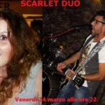 FANO / Scarlet Duo allo Sport Park per la rassegna Songs on Stage