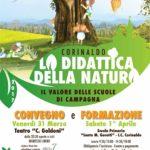 CORINALDO / La didattica della natura, due giornate di confronti